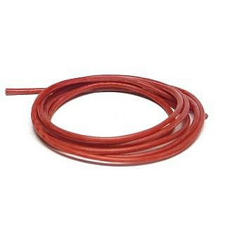 Red wire 1,5qmm with silicon insultion