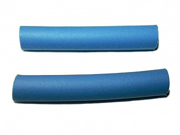 Heat shrink tube 3,2mm blue - 2 pcs