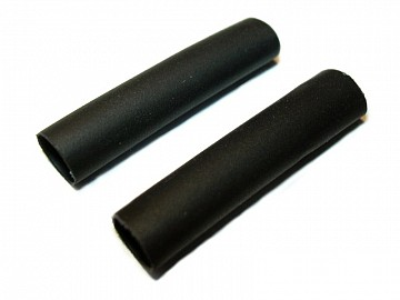 Heat shrink tube 4,8mm black - 2 pcs