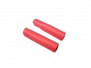 Heat shrink tube 3,2mm red - 2 pcs
