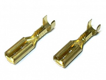 Faston female 2,8mm - 2pcs